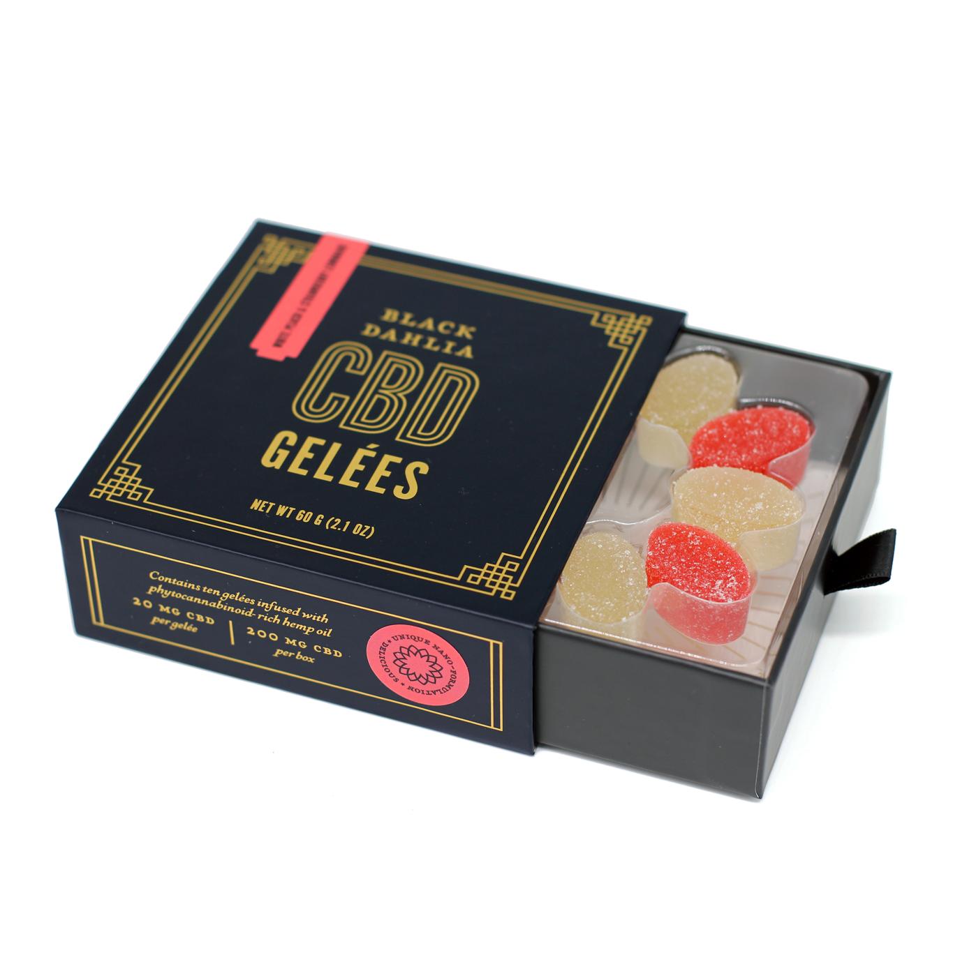Black Dahlia - Confection Collection