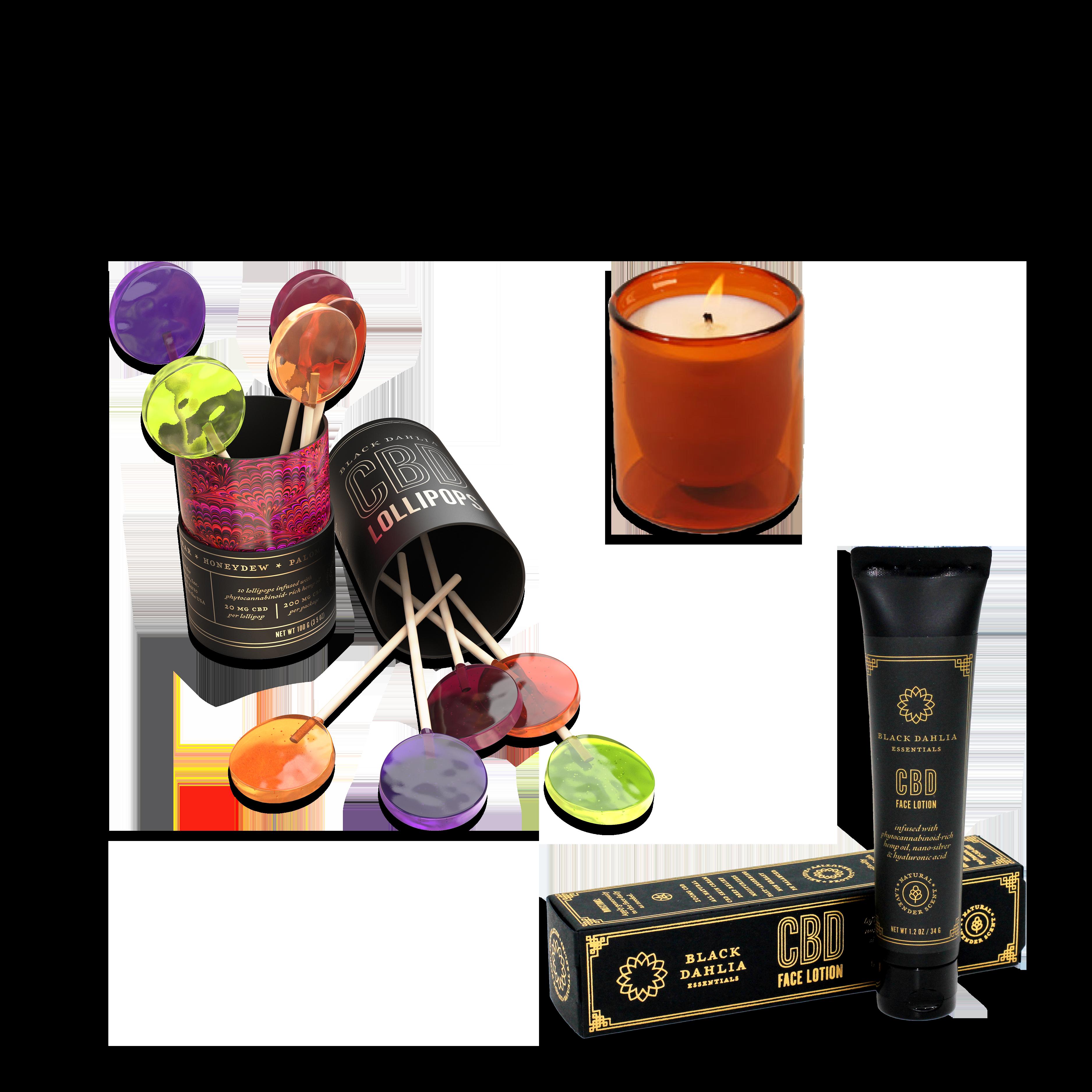 CBD Elixir Party Set